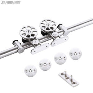 Wholesale stainless steel barn door hardware-hm3002