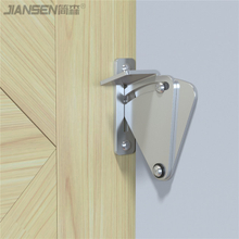 Barn Door Lock Stainless Steel